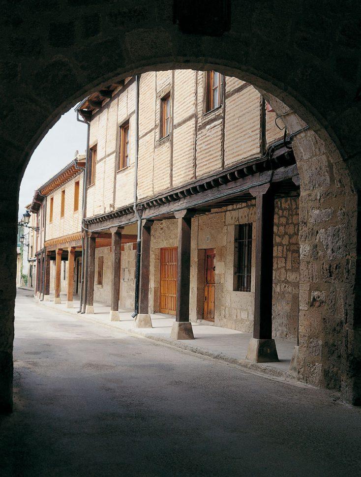 Villadiego turismo - Visitar Burgos