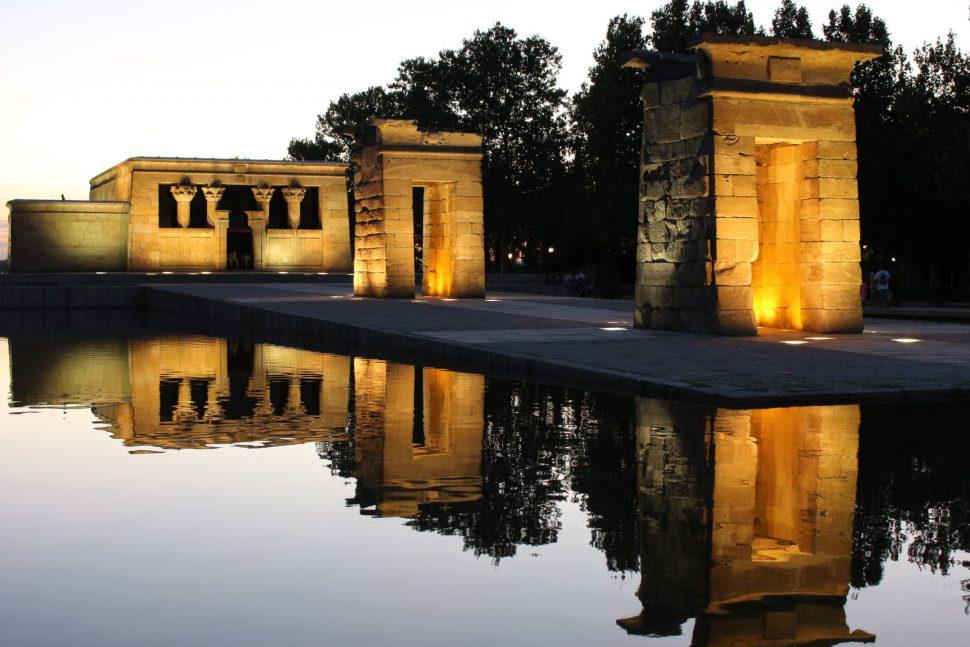 Templo de Debod - Madrid Turismo - Visitar Madrid
