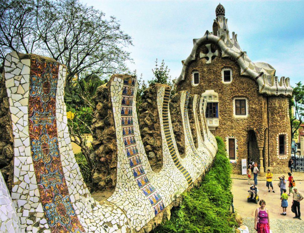 Parque Güell - Qué ver en Barcelona