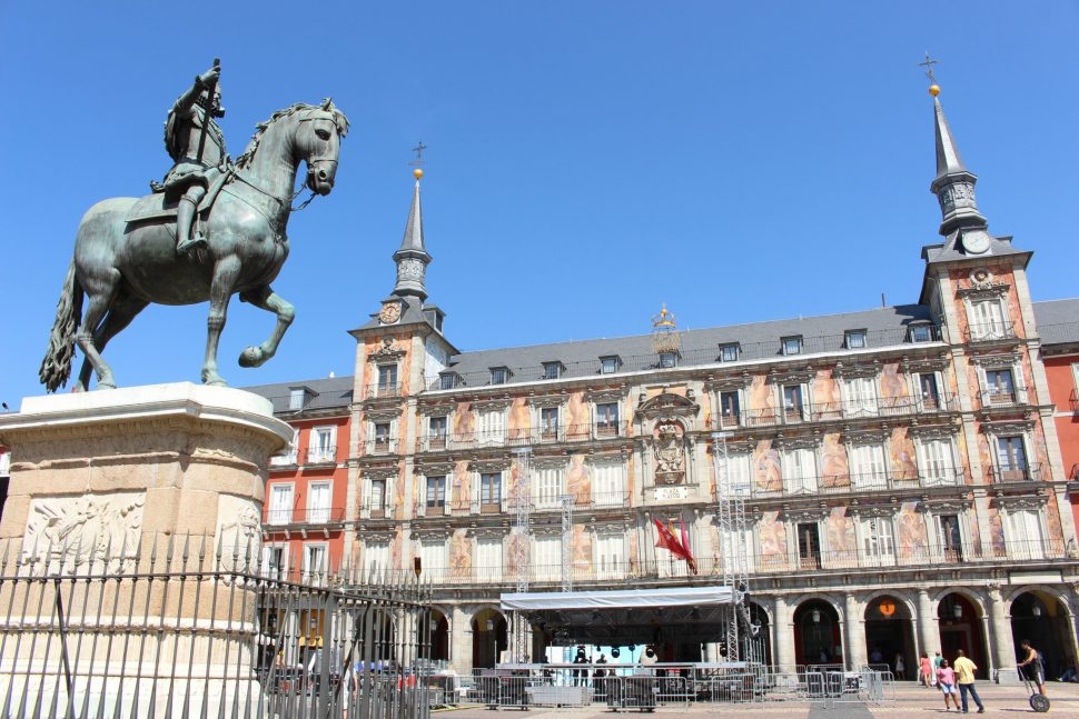Plaza Mayor - Visitar Madrid
