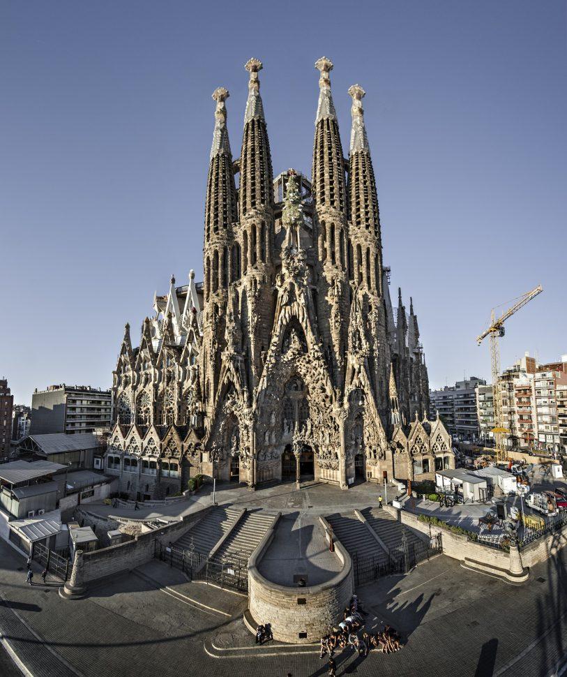 Sagrada Familia - Qué ver en Barcelona