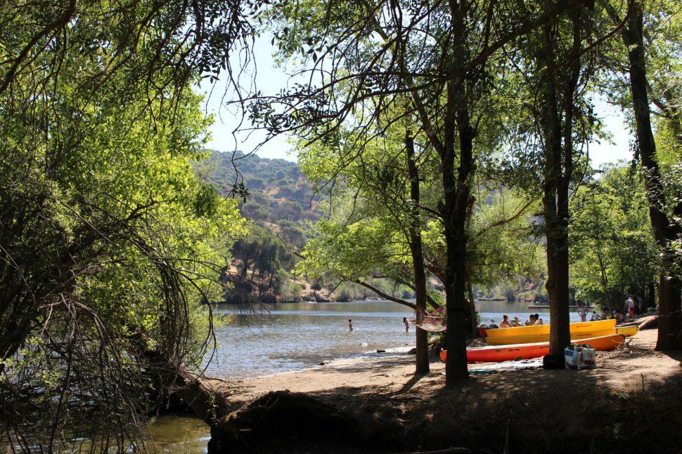 Embalse de Picadas - Sierra Madrid