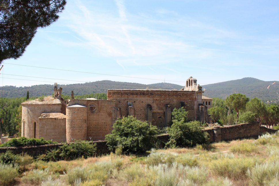 Monasterio cisterciense de Pelayos de la Presa - Sierra Oeste de Madrid