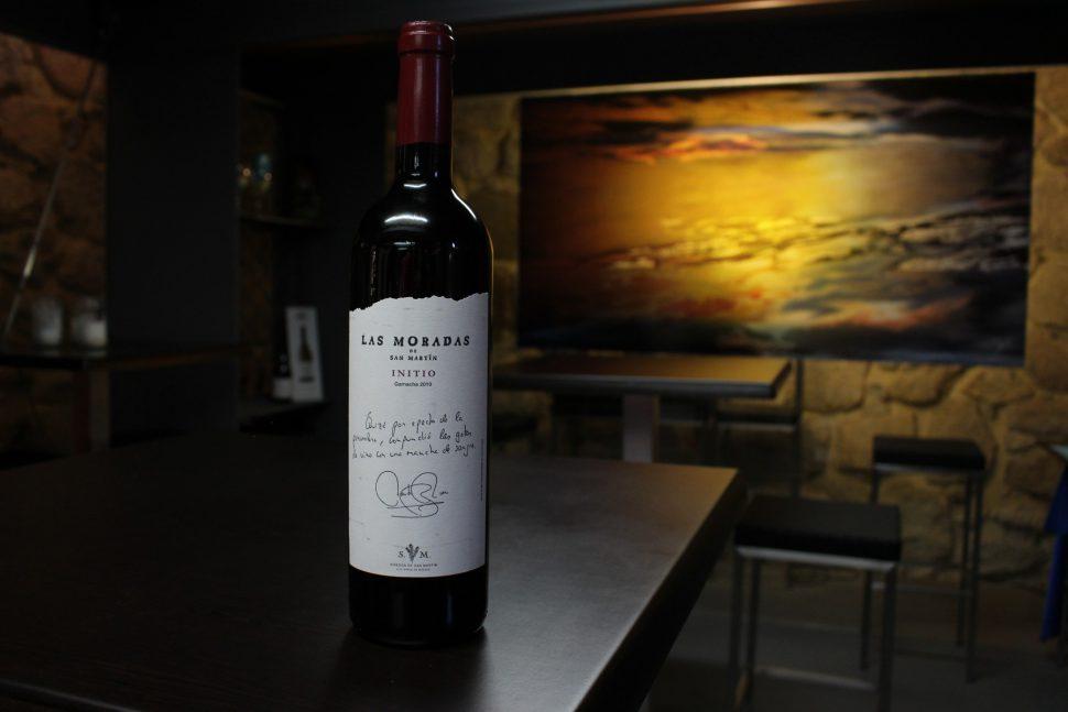Initiov -San Martin de Valdeiglesias - Vinos de Madrid