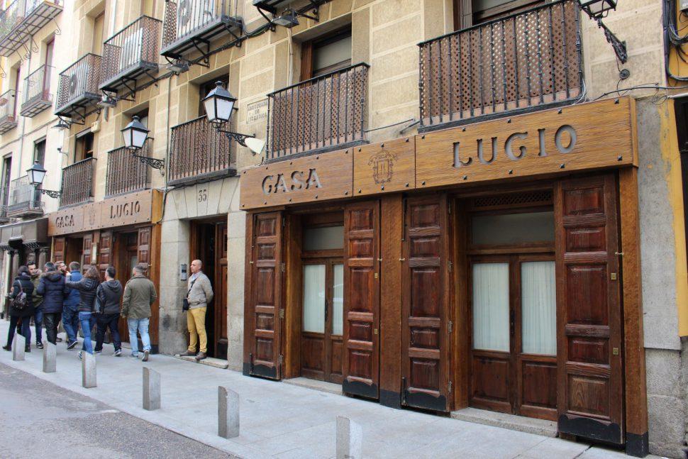 Casa Lucio - Taberna Centenaria Madrid