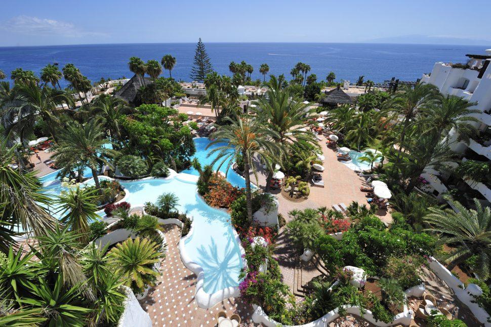 Hotel Jardin Tropical - Hoteles Tenerife