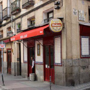 Taberna J. Blanco - Tabernas Madrid