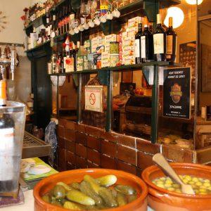 Taberna del Limón - Tabernas de Madrid