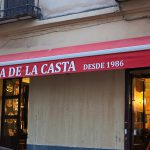 Taberna de La Casta - Tabernas de Madrid