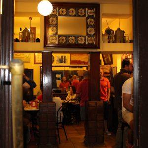 La Taberna de Abajo - Tabernas Madrid