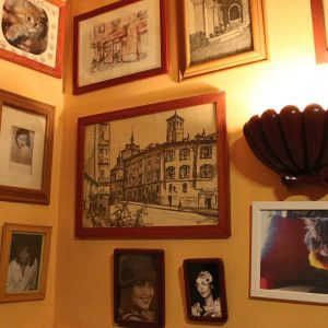 La Tabernilla del Gato Amadeus - Taberna Madrid