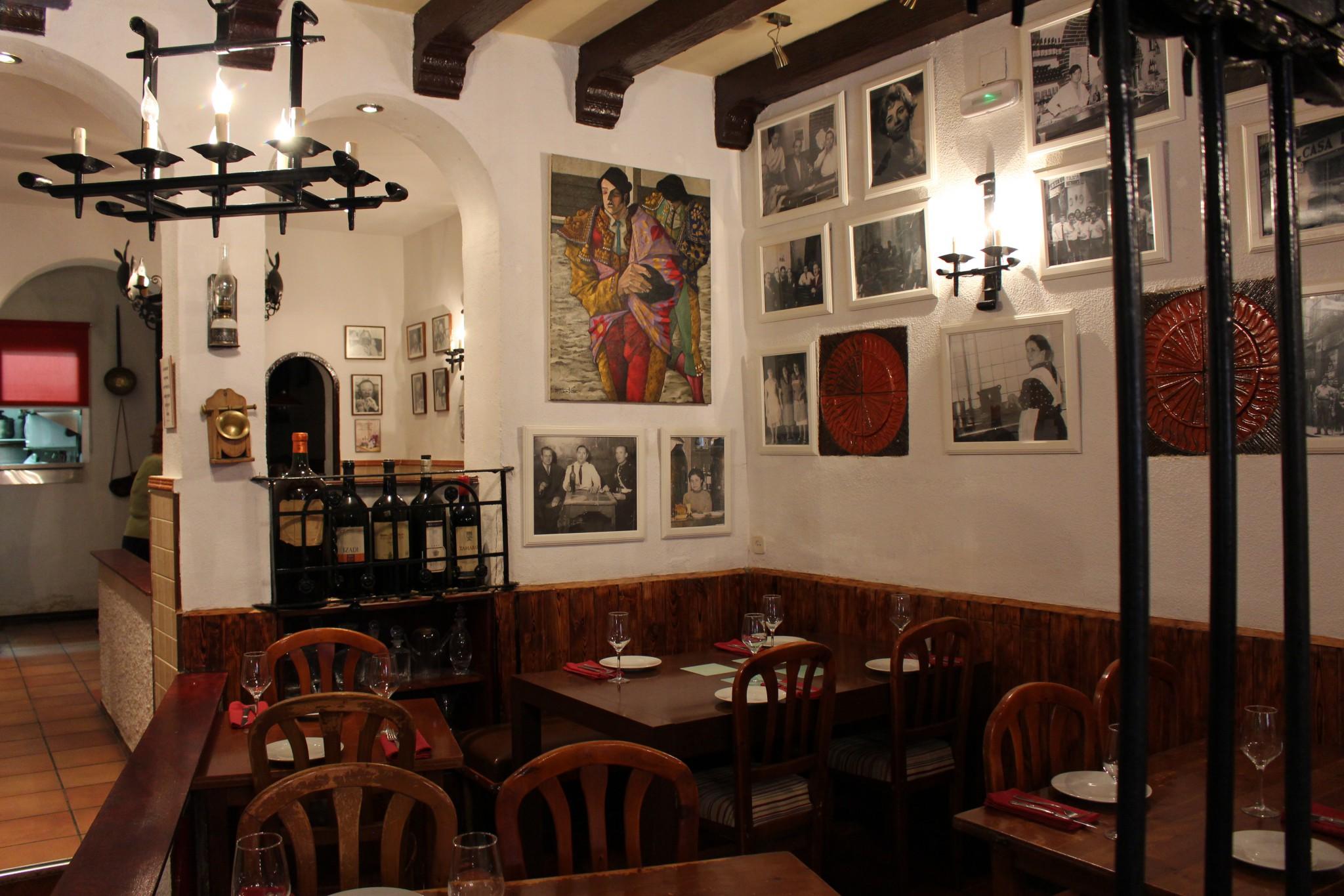 Casa Perico - Tabernas Madrid