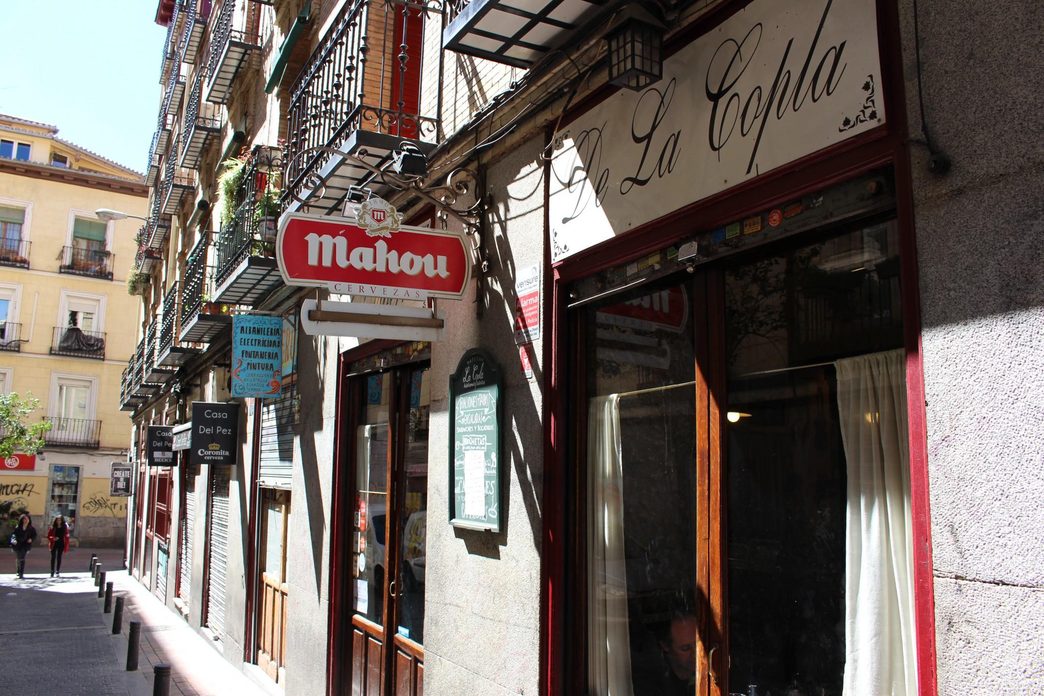 La Copla - Tabernas Madrid