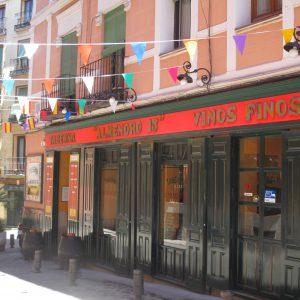 Taberna Almendro 13 - Tabernas Madrid