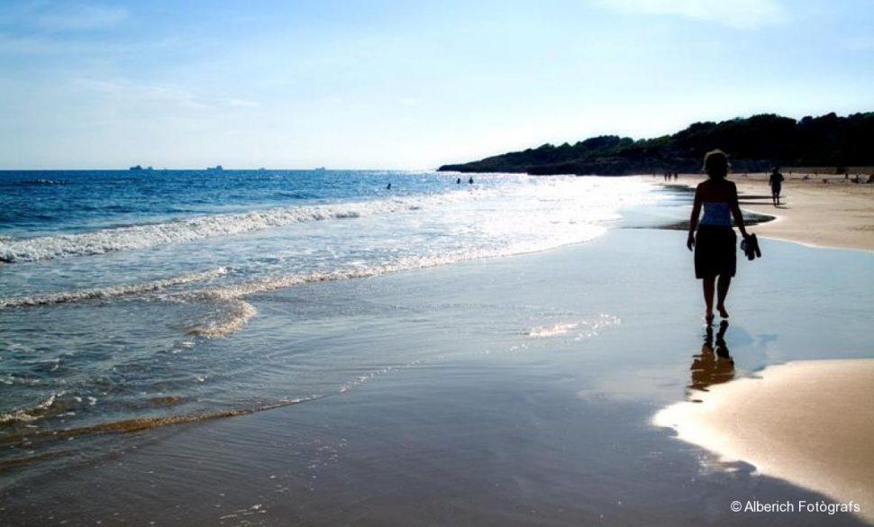 Playa Larga - Costa Dorada Playas - Tarragona turismo