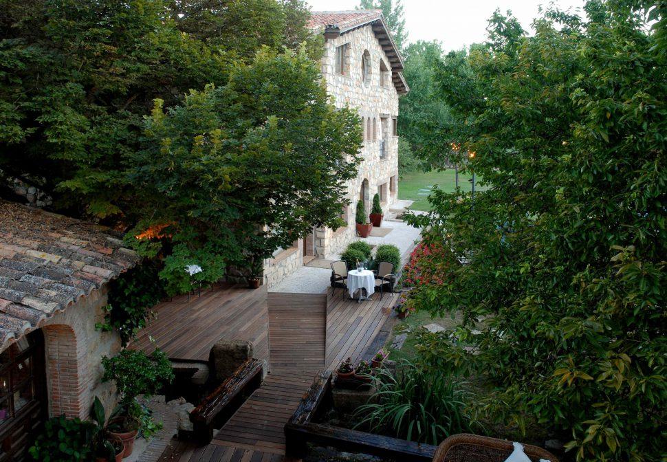 Hoteles con encanto en Siguenza