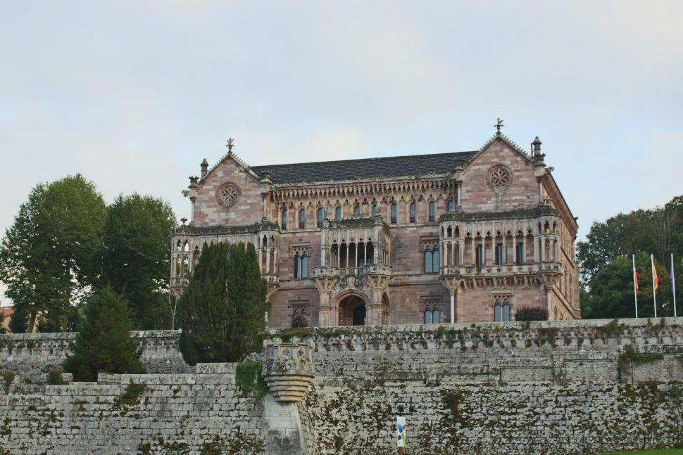 Palacio de Sobrellano - Comillas - Pueblos más bonitos de Cantabria