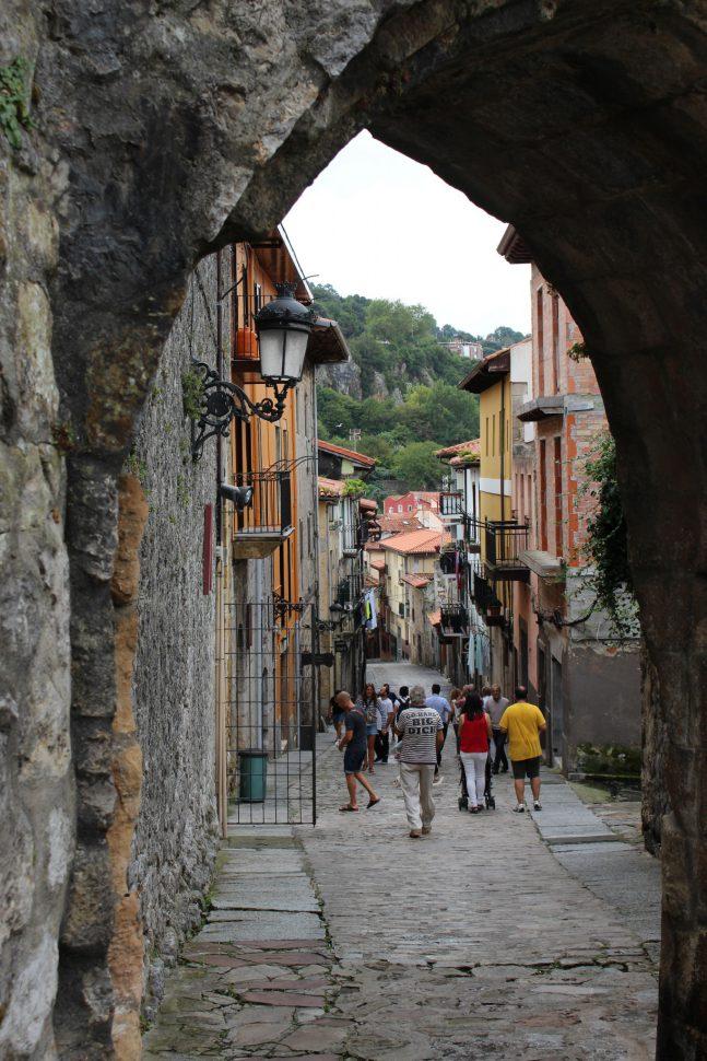 Puebla Vieja de Laredo - Visitar Cantabria - Pueblos más bonitos de Cantabria