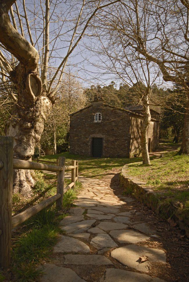 Camino de Santiago - Capilla de Santa Irene