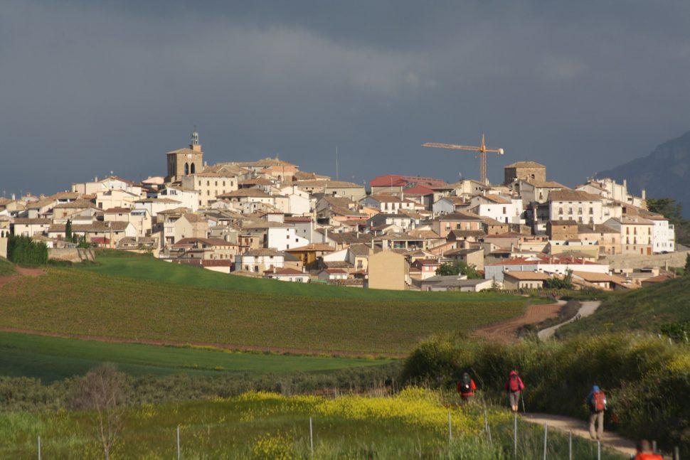 Ciraqui- Camino de Santiago frances