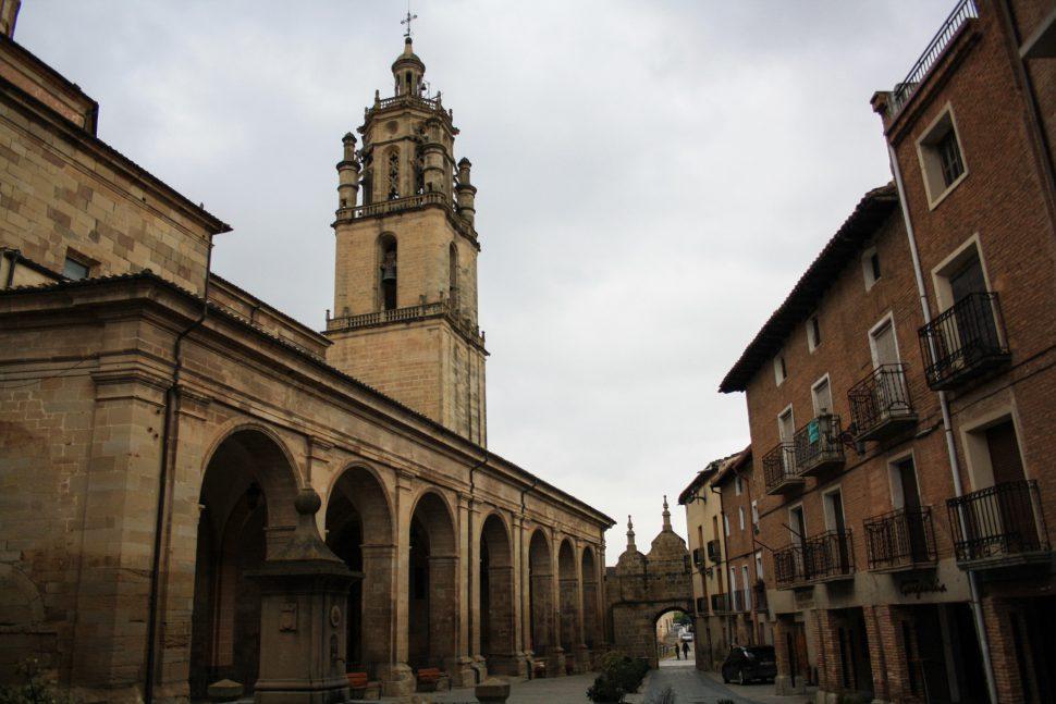 Camino Santiago - Los Arcos