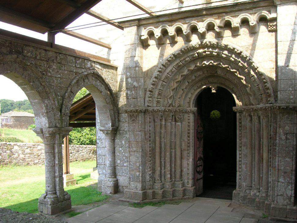 Monasterio de Vilar de Donas - Camino de Santiago