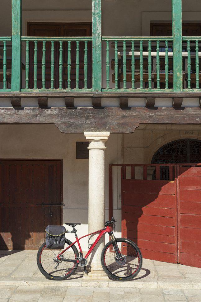 rutas cicloturistas madrid