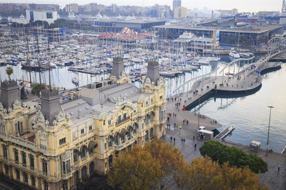 Barcelona en dos días