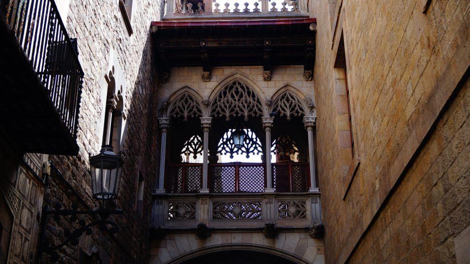 El Barrio Gótico - Qué ver en Barcelona