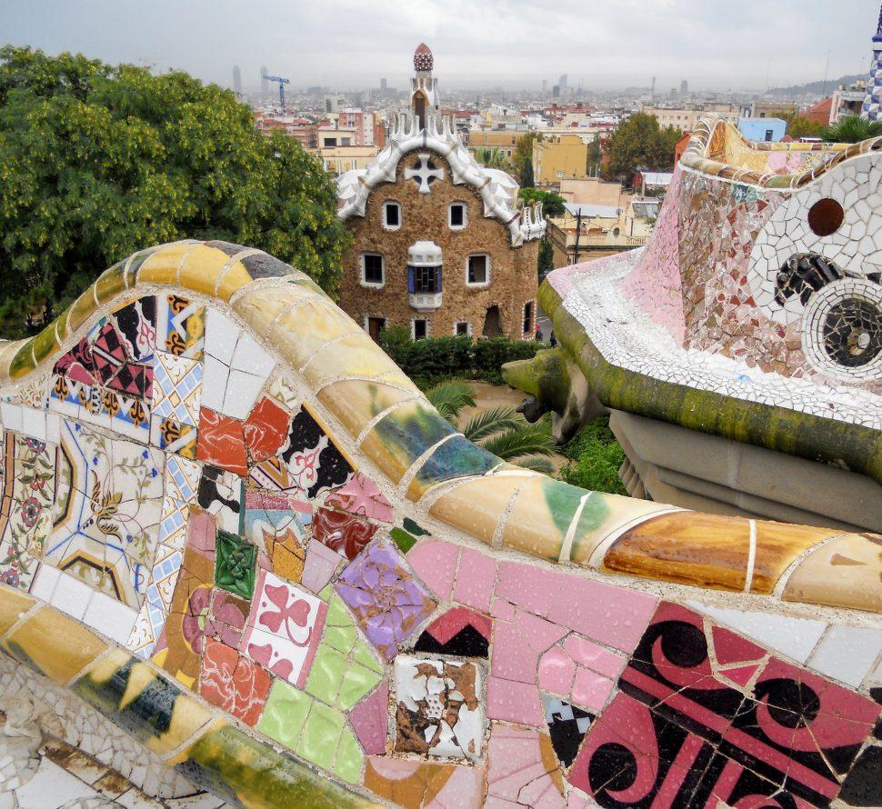 Qué ver en Barcelona - Parc GÜell