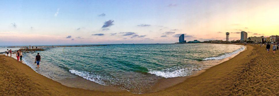 Playas de Barcelona - Que hacer en Barcelona