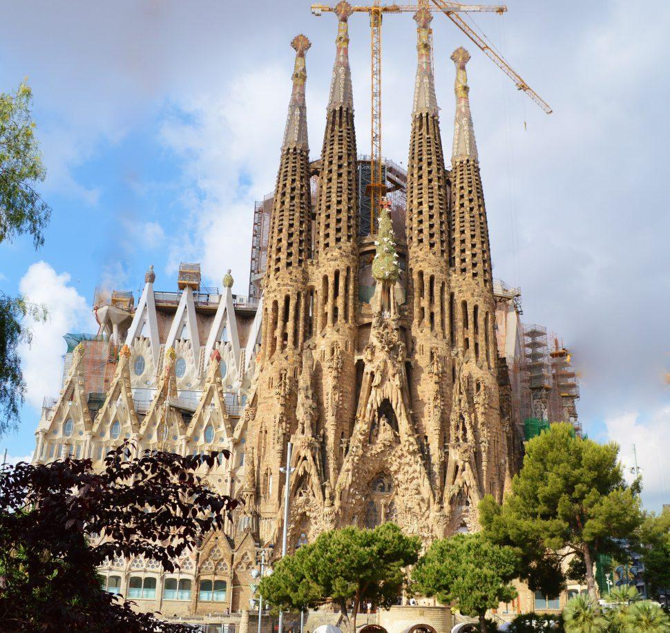 Qué ver en Barcelona - La Sagrada Familia
