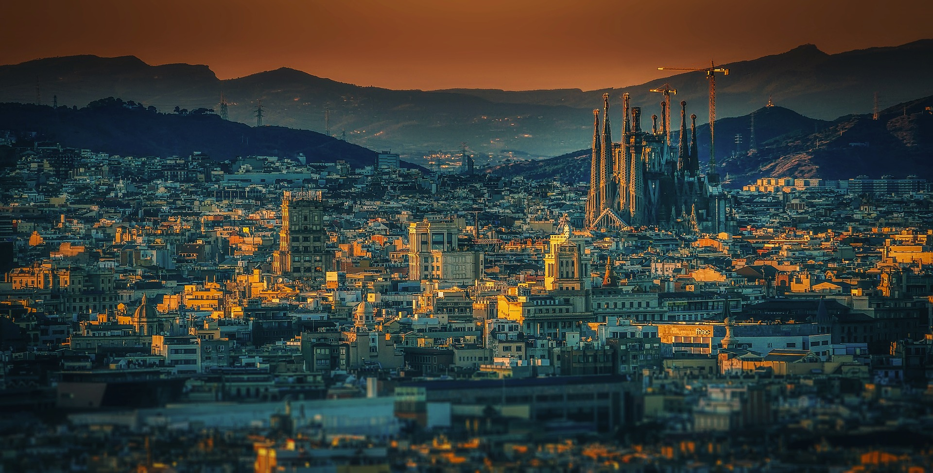 Visitar Barcelona - Sagrada Familia