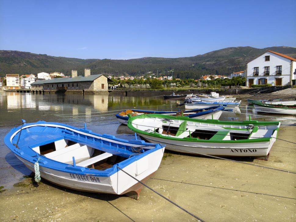 Muros - Pueblos bonitos Galicia