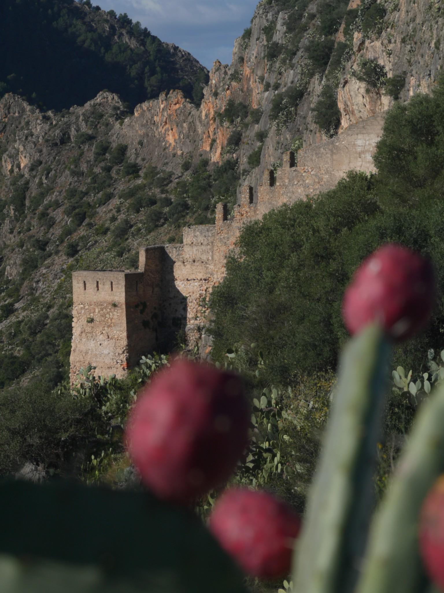 Castillo de Xativa - Turismo Valencia