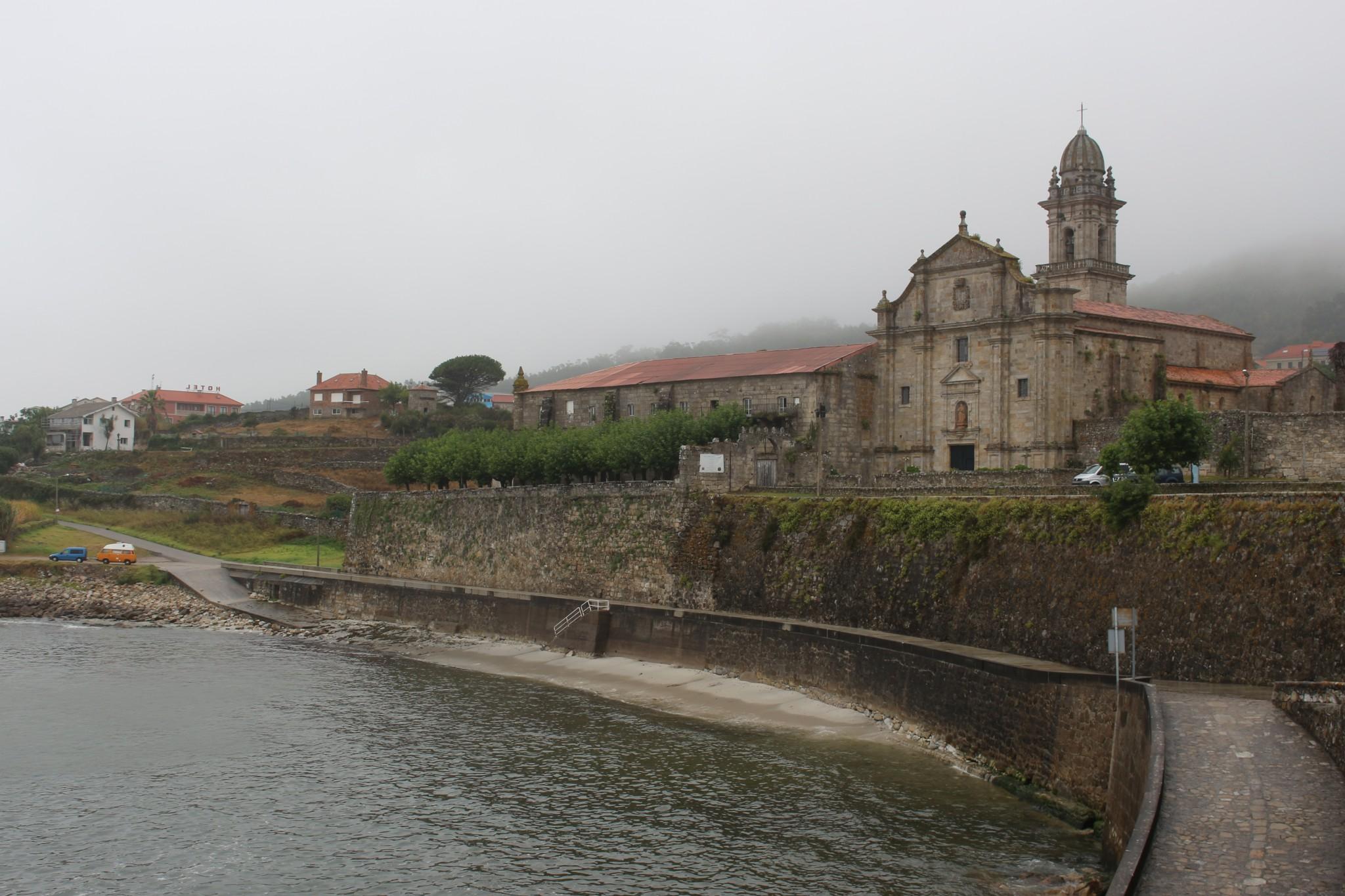 Camino Santiago - Galicia - Rias Baixas
