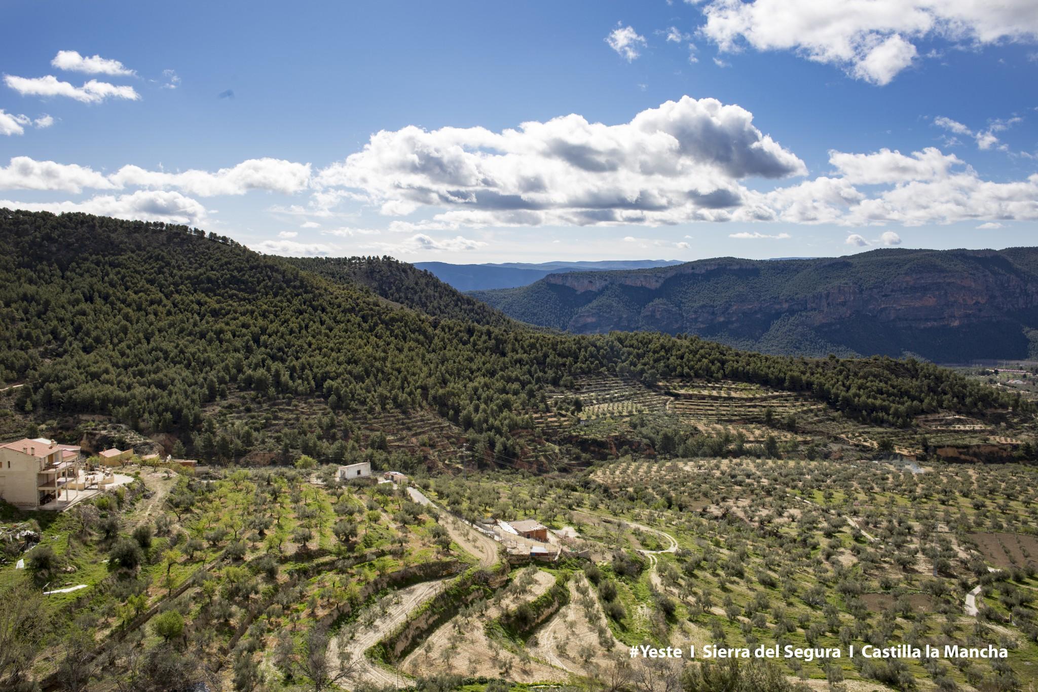 Sierra del Segura - Visitar Albacete