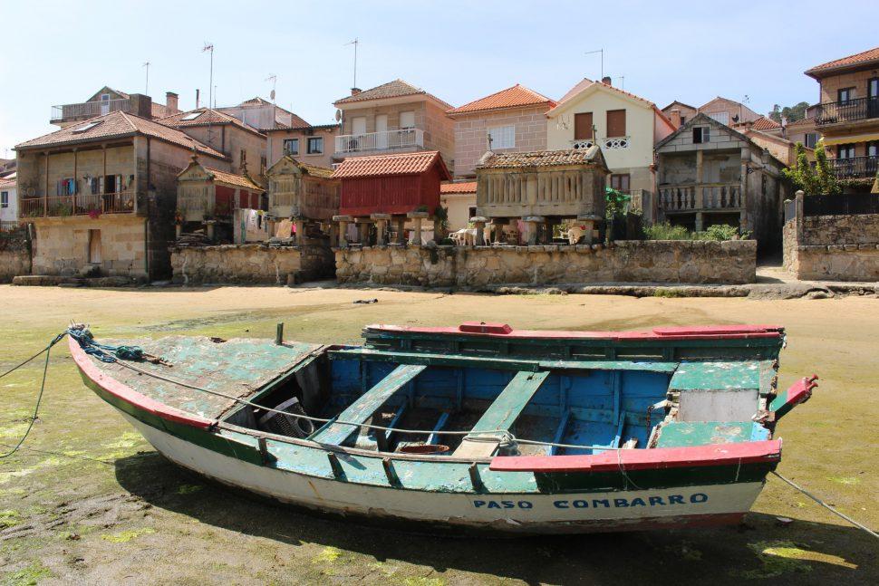 Combarro Galicia - ría de Pontevedra