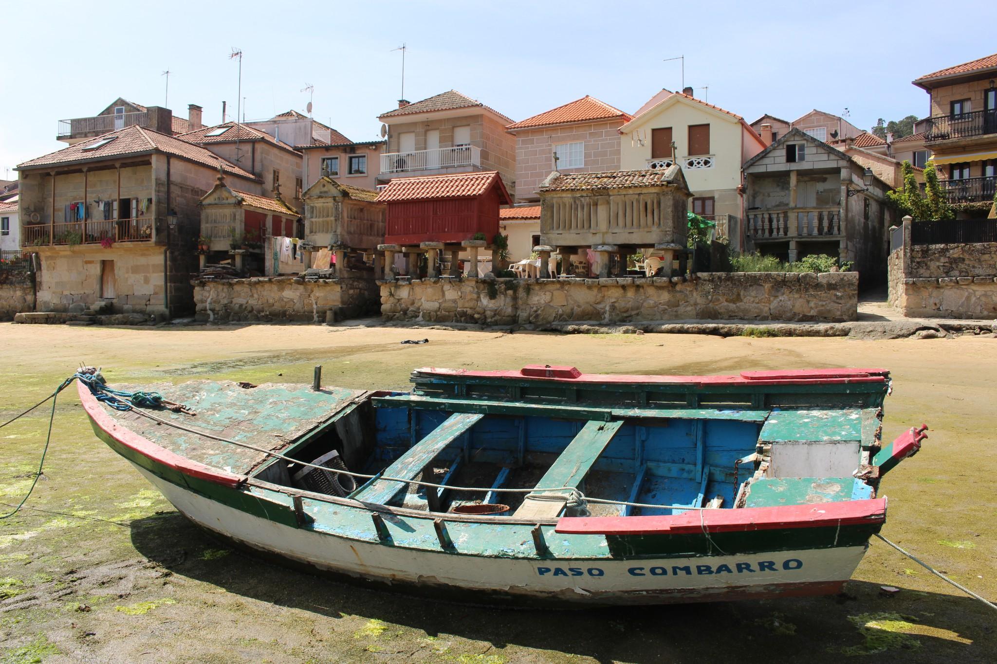 Combarro Galicia -escapadas fin de semana España