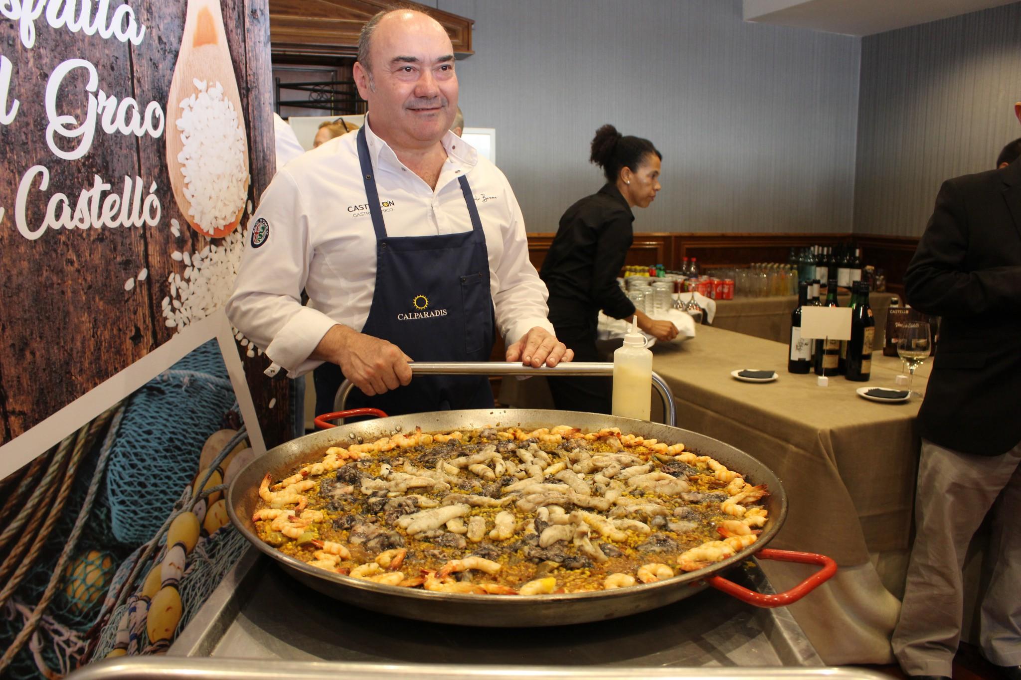 Arrocito de Castellón - Escapada gastronómica a Castellón