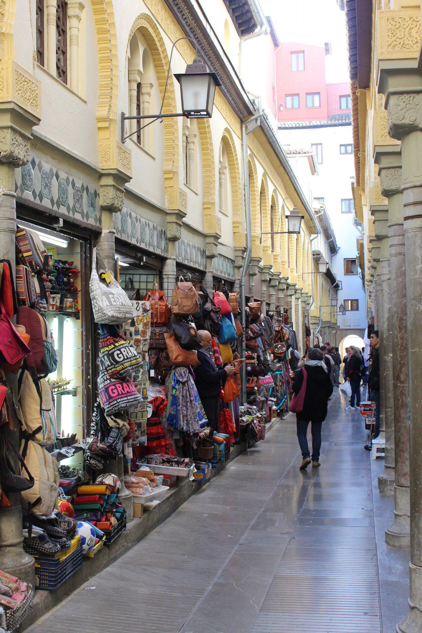 Alcaicería - Visitar Granada