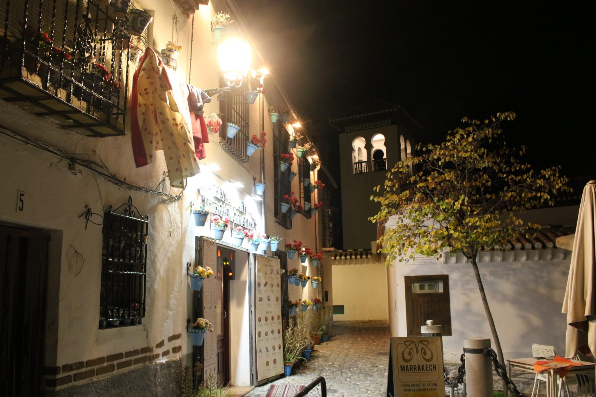 Barrio del Albaicin - Visitar Granada