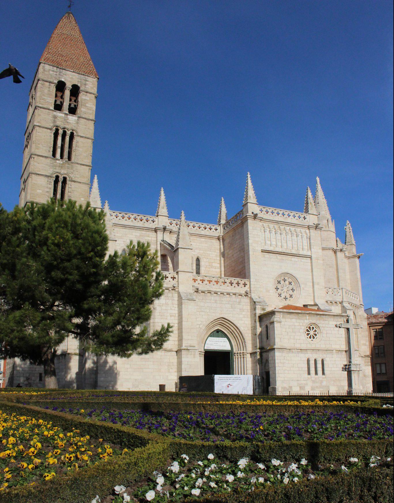 Iglesia de la Antigua - Valladolid - Visitar Valladolid