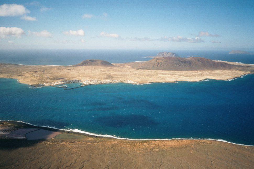 Isla Graciosa - Visitar Canarias
