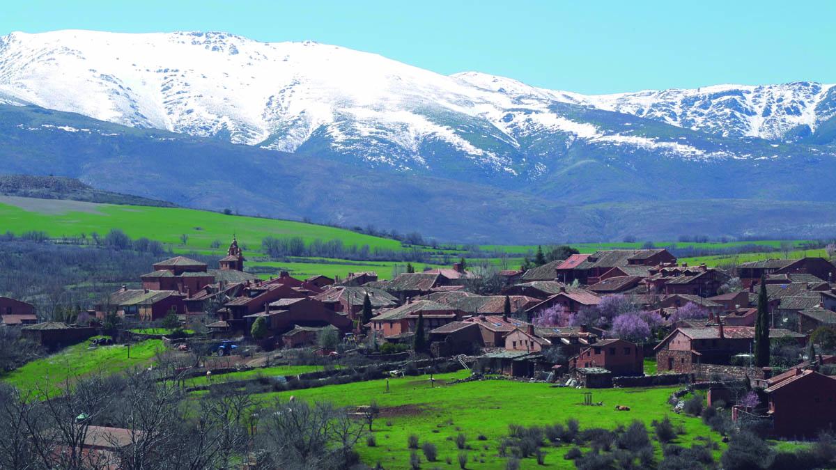 Riaza - Pueblos de colores Segovia