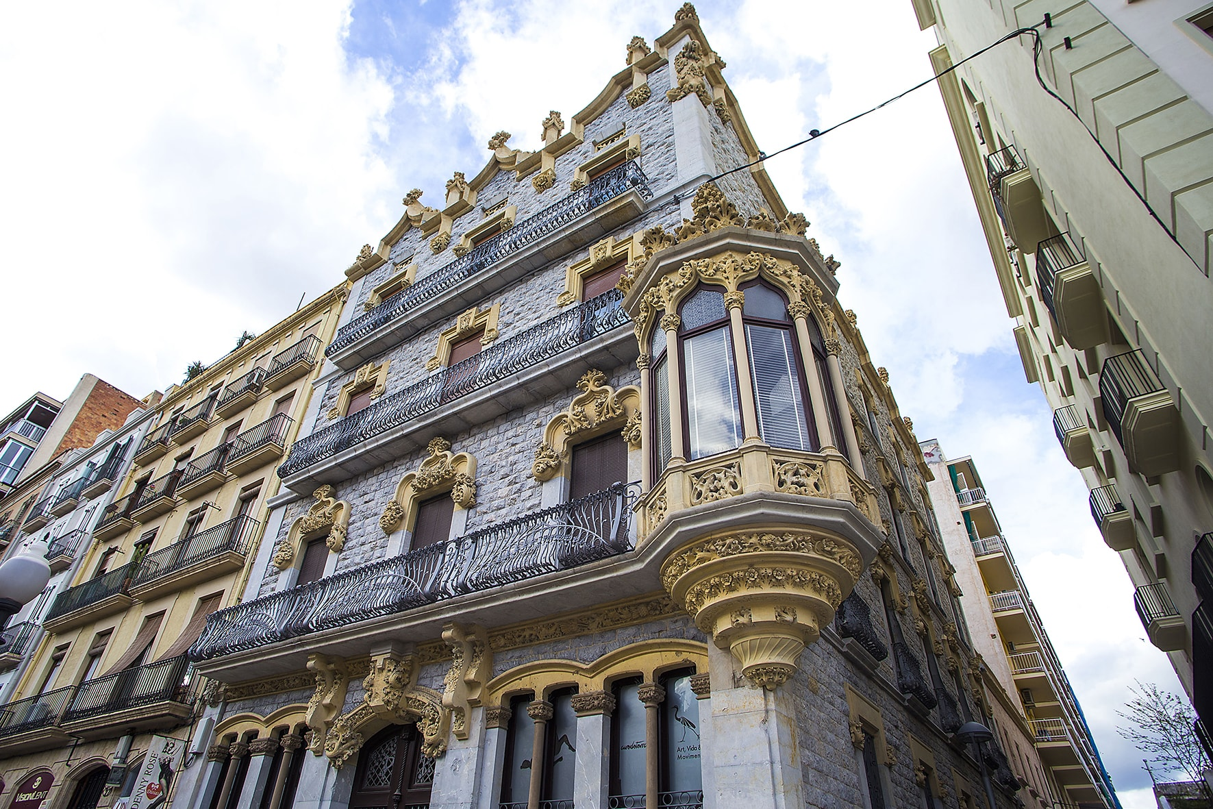 Tarragona modernista - Visitar Tarragona