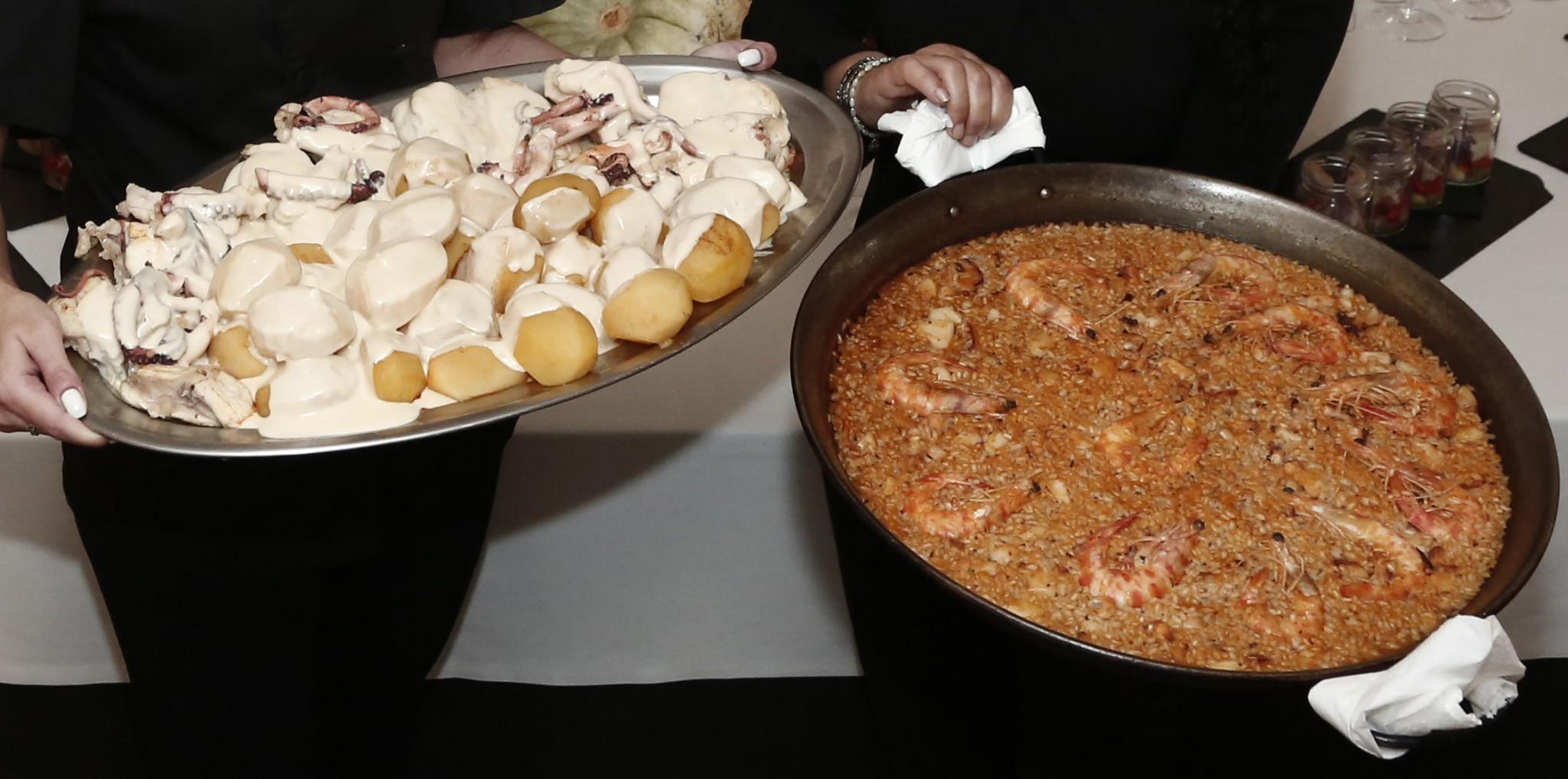 Jornadas gastronomicas Arroz a Banda - Castellón Turismo
