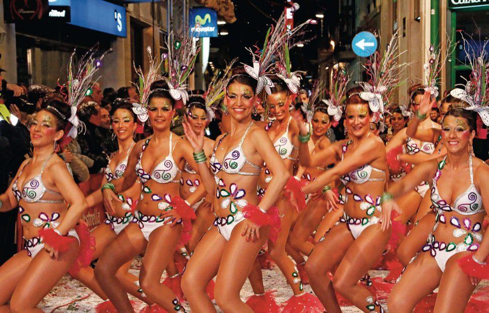 Carnvales de Sitges - Sitges Turismo