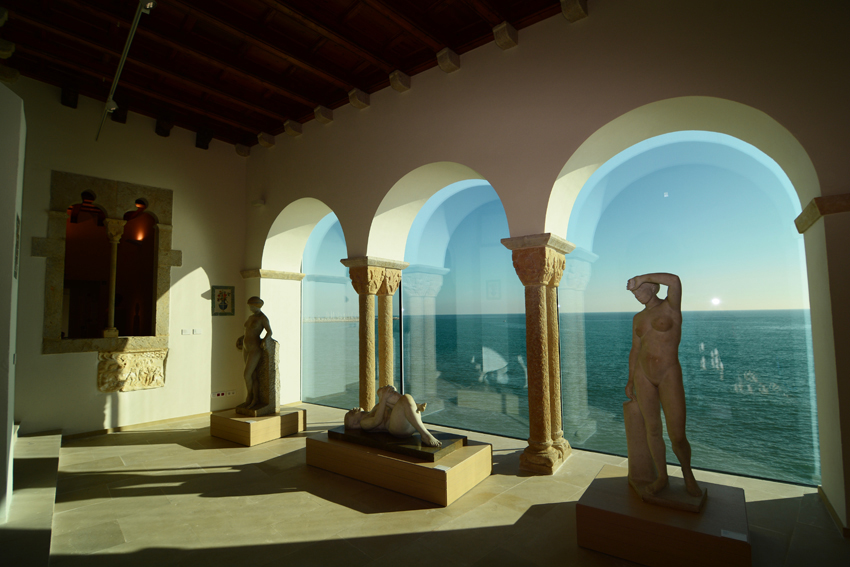 Museo Maricel - Sitges Turismo