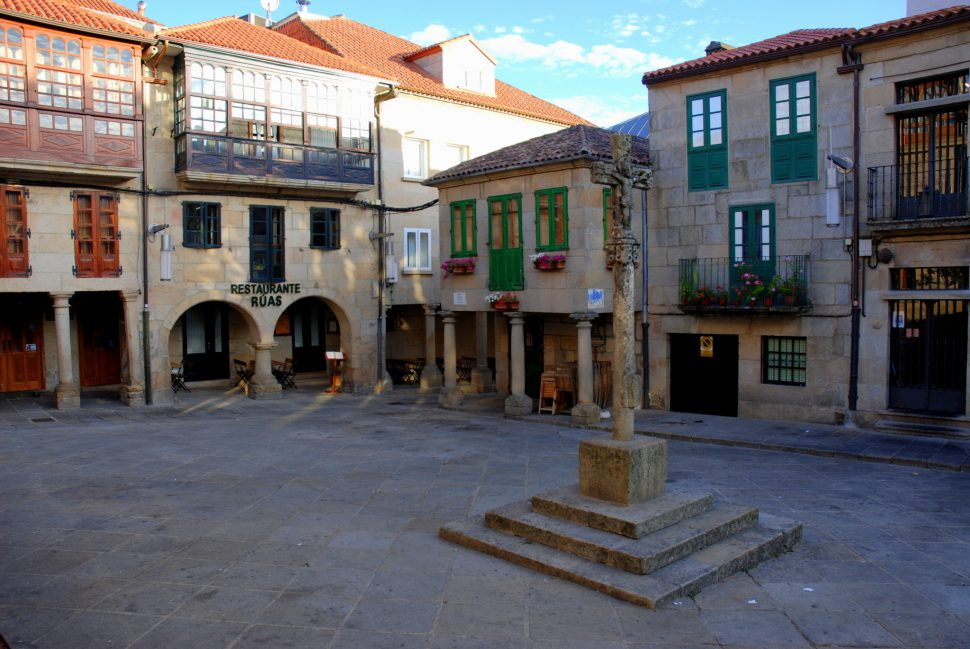 Pontevedra - ría de Pontevedra